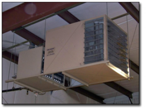 SOLUTION: The Rack™ increased the comfort level in the space and reduced the energy costs to the tenants.